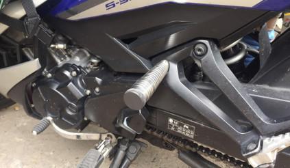 Trang bị chống đổ xe máy trên Winner, Excite…liệu có cần thiết
