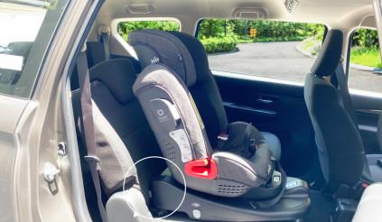 """Nhiều cái """"quên"""" của bố mẹ khi đi ô tô cùng con"""